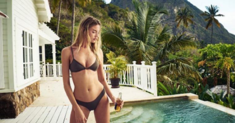 Triki Aniołków Victoria's Secret, które pomogą utrzymać super formę na plaży!