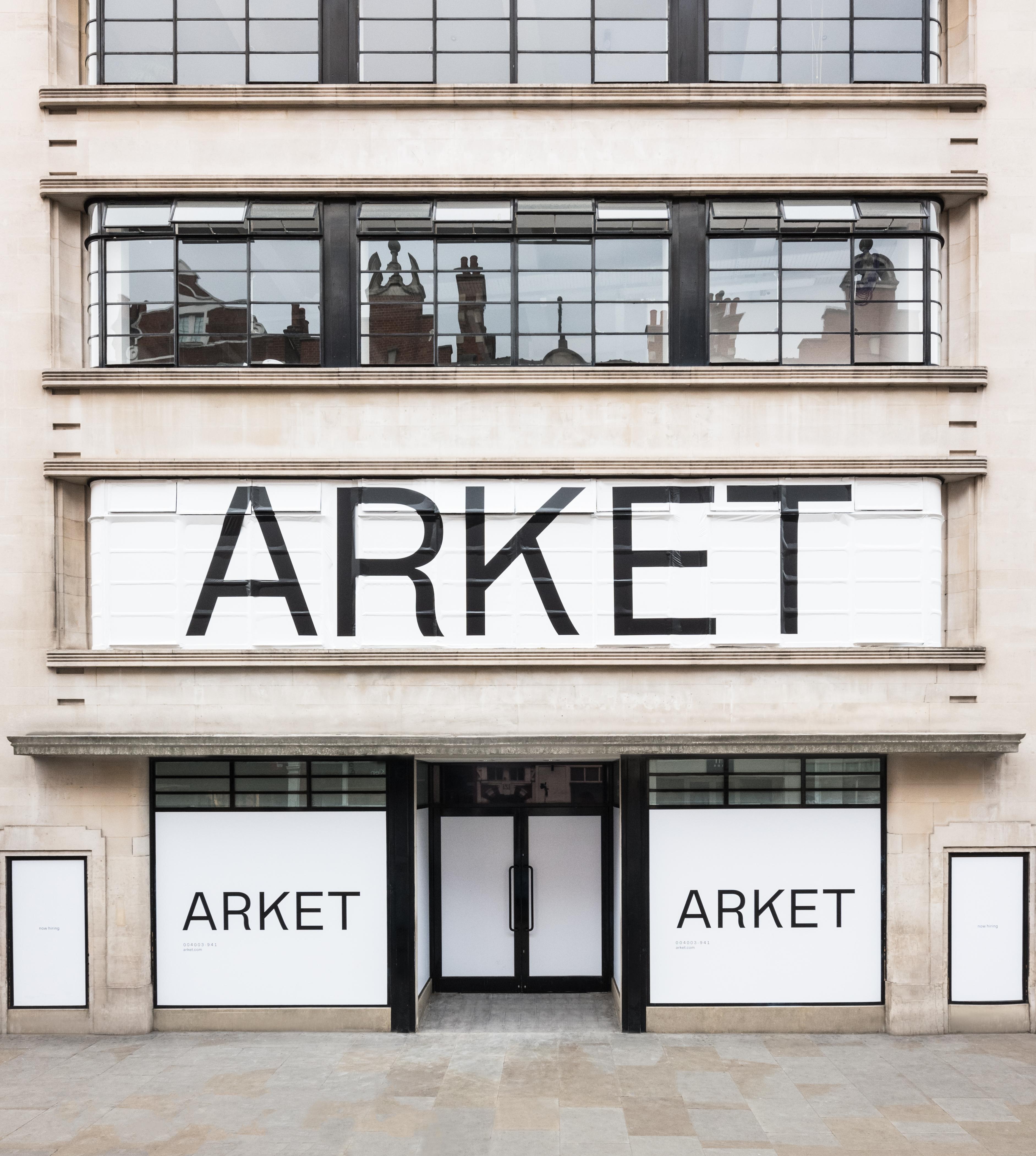 ARKET pierwsze zdjęcia nowej marki H&M