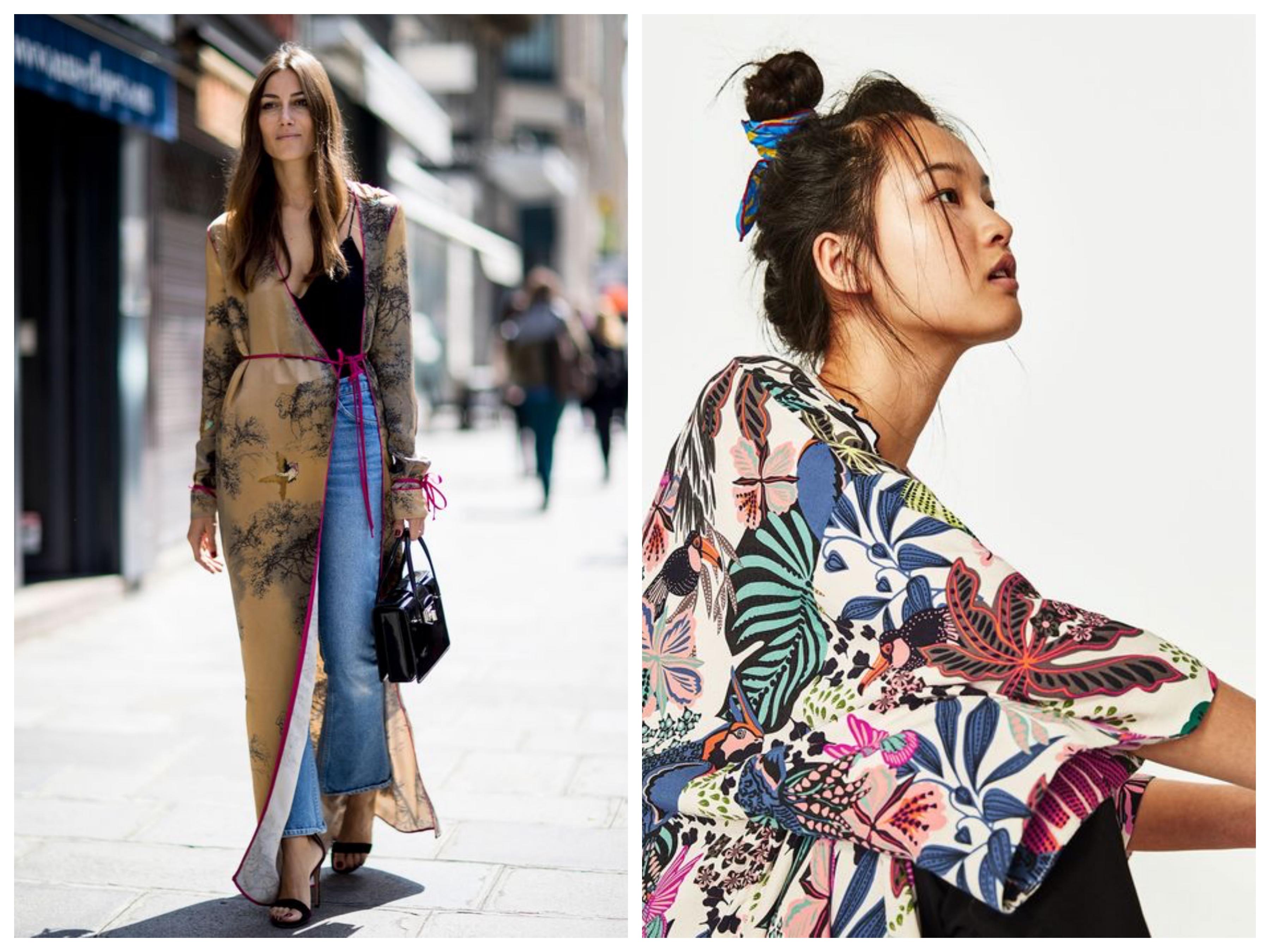 Hit sezonu SS17- kimono!