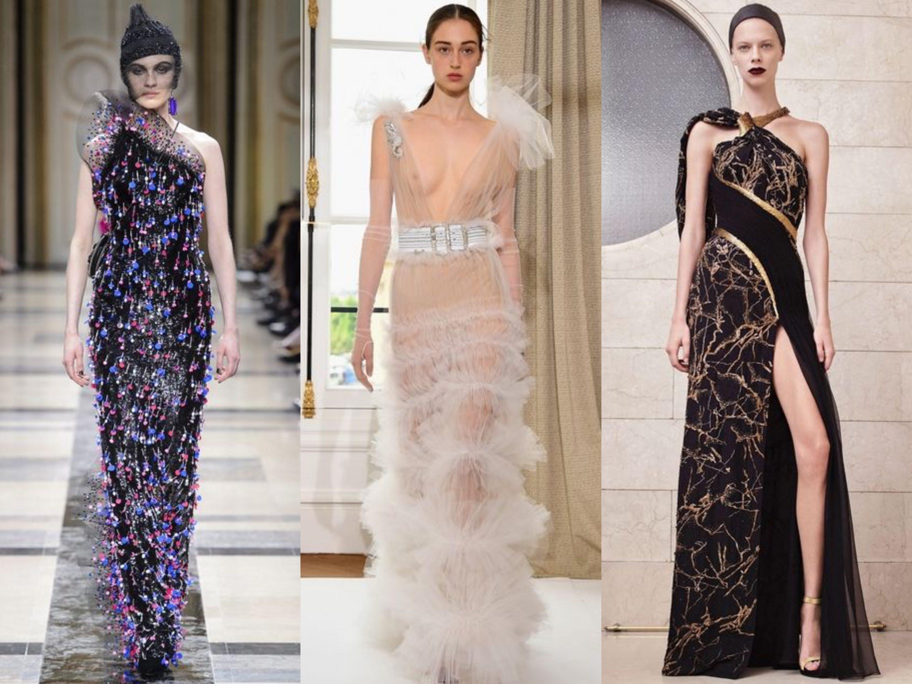Tydzień haute couture jesień/ zima 17/18 – najlepsze projekty