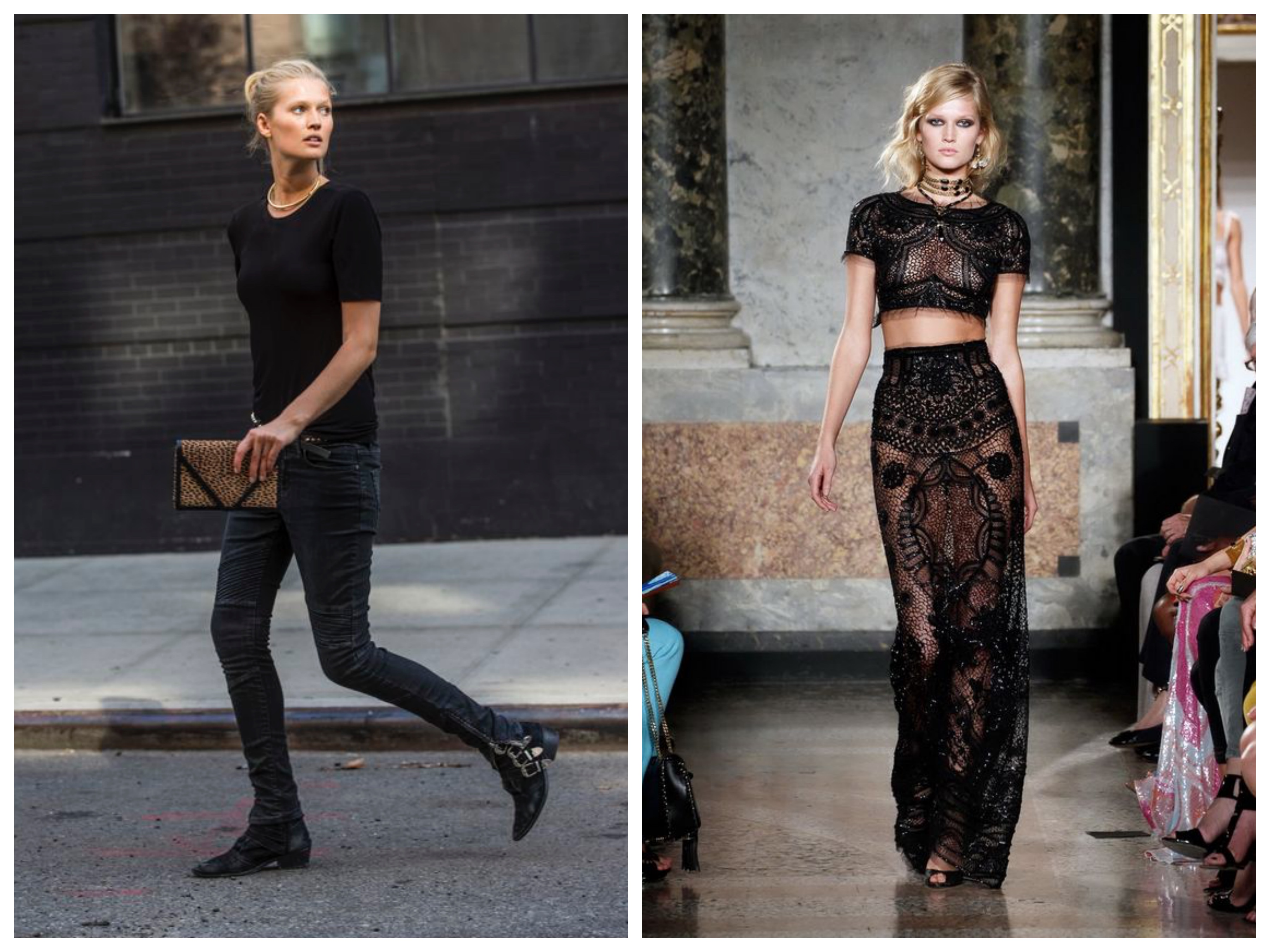 Toni Garrn – stylowa modelka