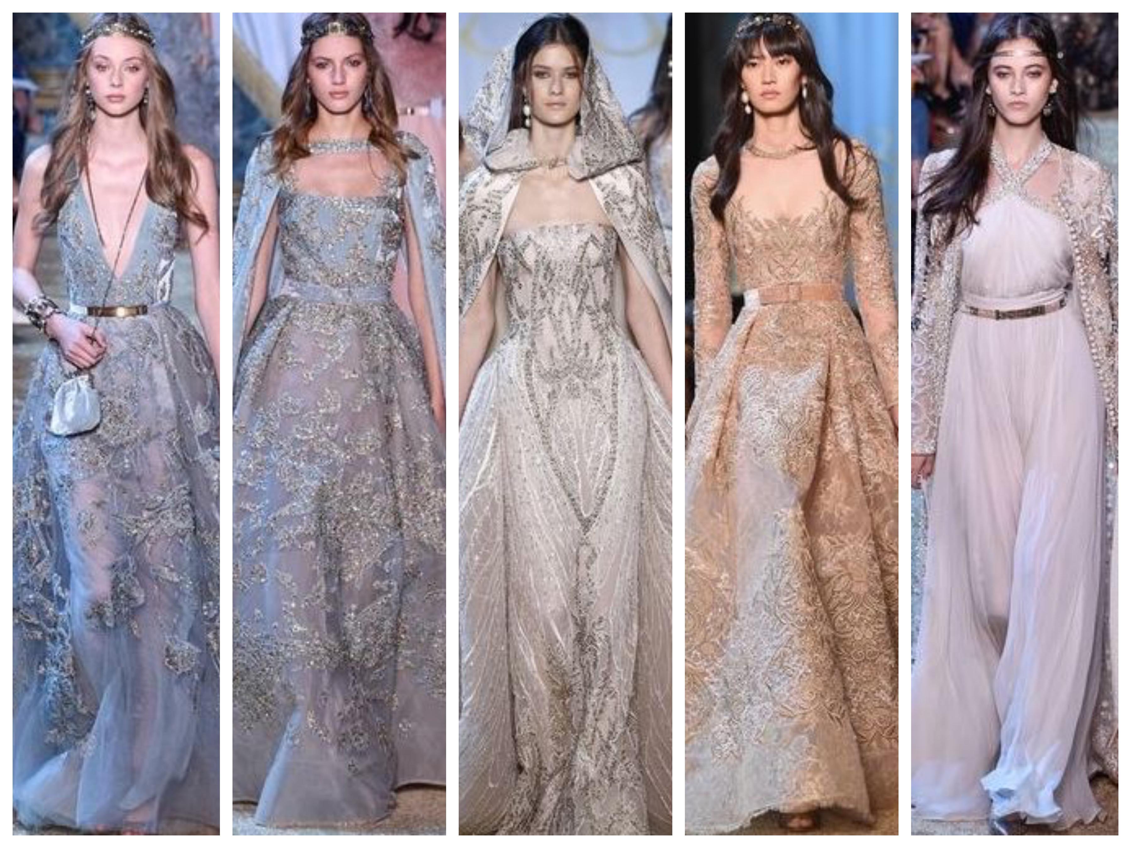 ELIE SAAB – haute couture w Grze o Tron!