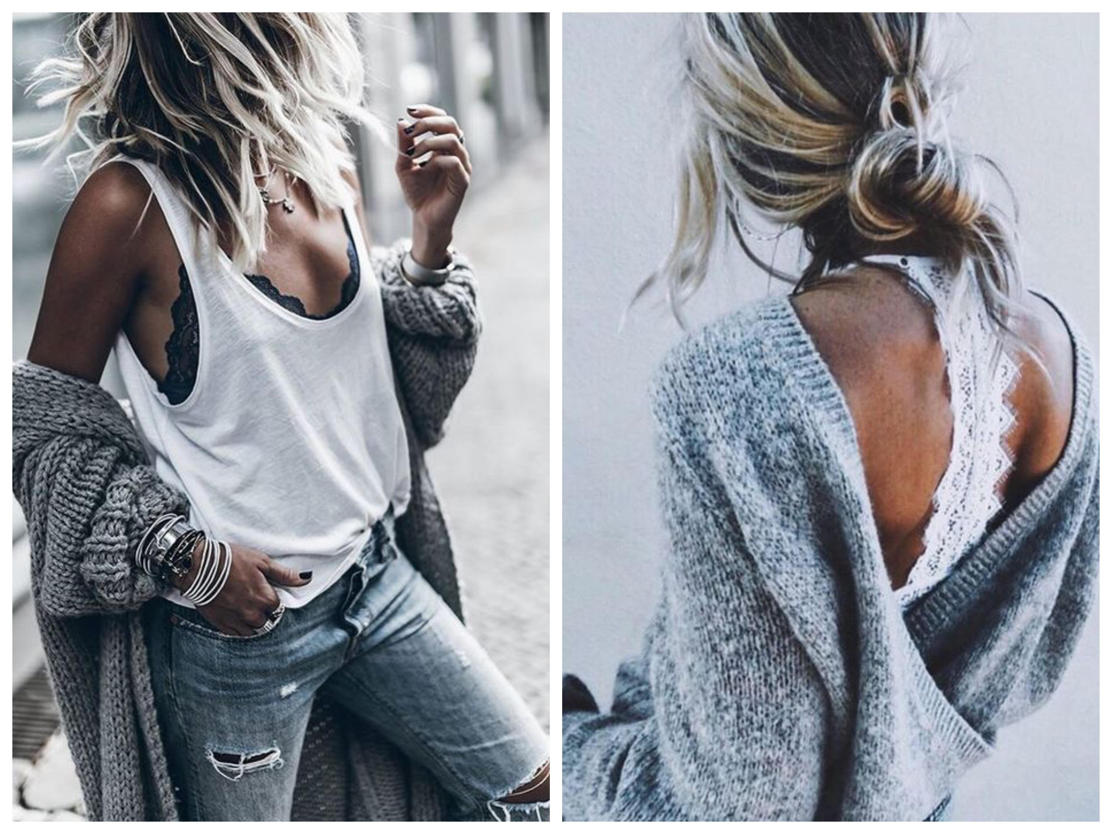 Z czym nosić koronkowe staniki – inspiracje z Pinterest