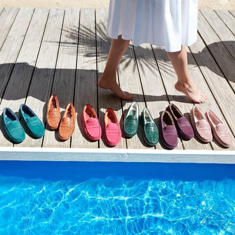 TOD'S X MYTHERESA: prezentują kolekcję eleganckich loafersów