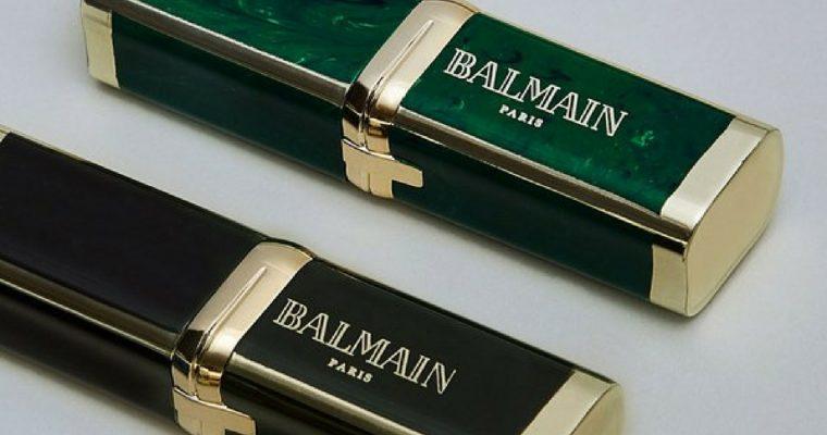 Ekskluzywna linia pomadek Balmain x L'Oréal