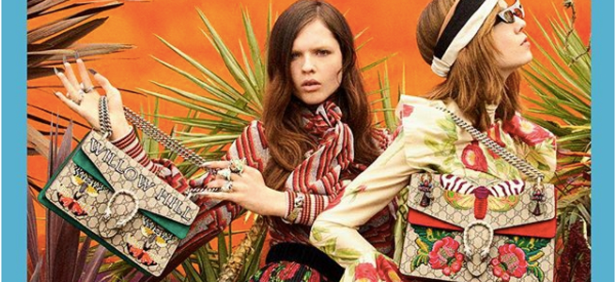 Gucci pobija rynek dekoratorski!