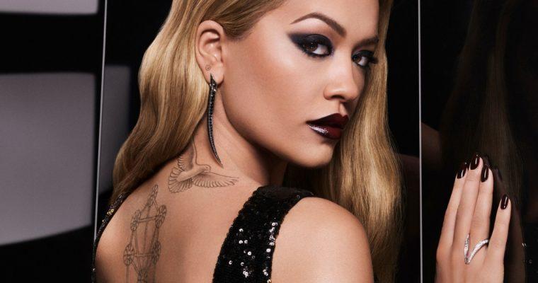 Rimmel: jesienna kolekcja Shades of Black by Rita Ora