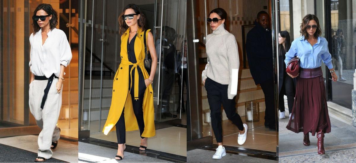 Victoria Beckham: Ikona stylu wczoraj i dziś