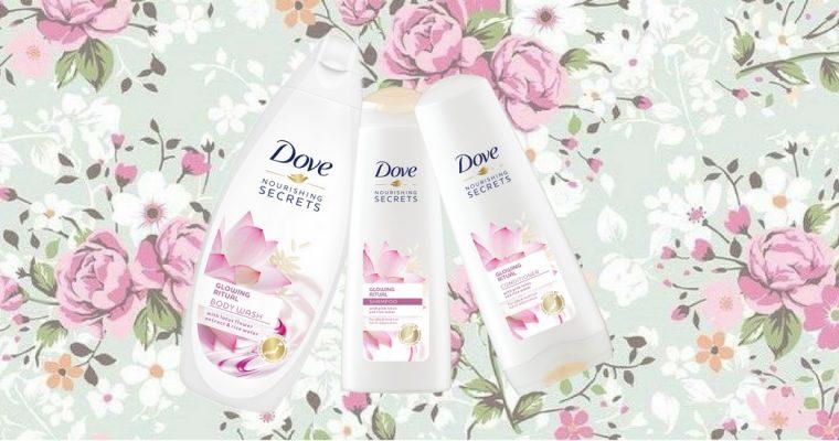 Dove Glowing Ritual – odkryj świat inspirowany Japonią