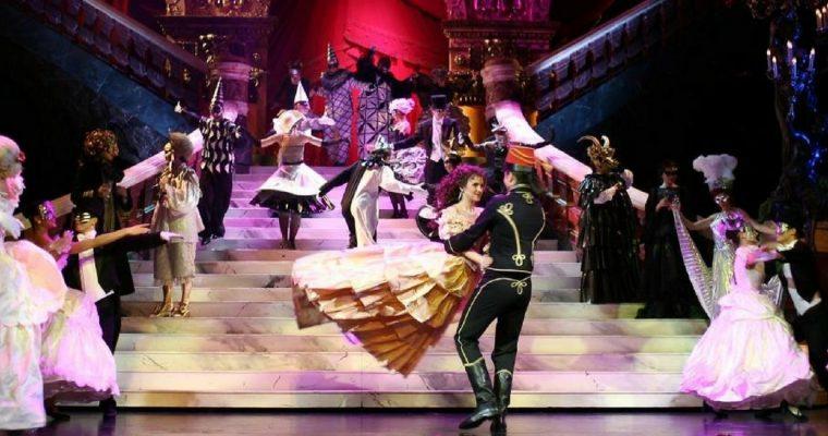 Kostiumy w teatrze i operze