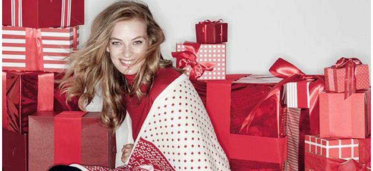 Pomysły na prezent świąteczny dla niej