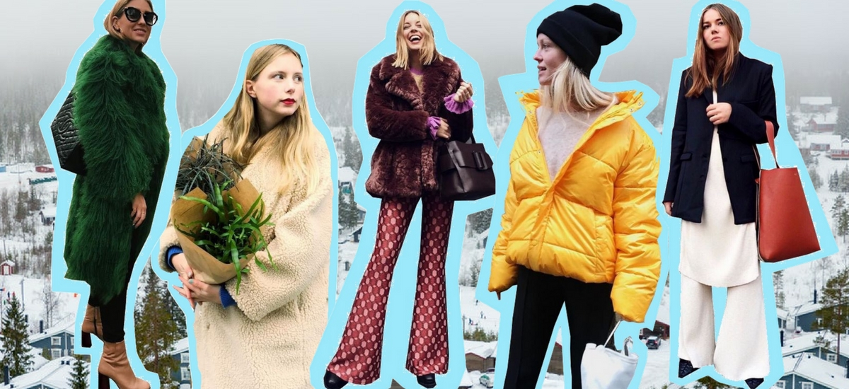 Zimowy styl okiem skandynawskich blogerek