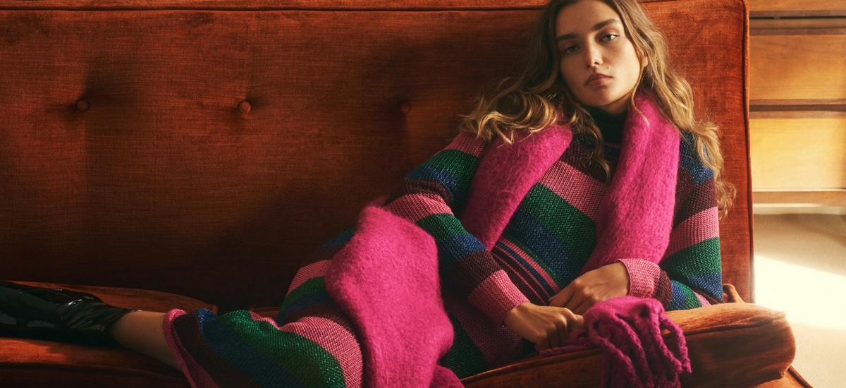 Najmodniejsze i najcieplejsze swetry na zimę