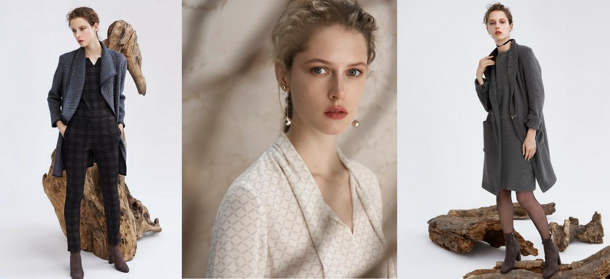 Nowoczesny dress code – Kolekcja Solar F/W 2017/18