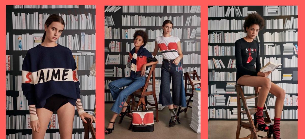 Sonia Rykiel świętuje 50 istnienia marki z nową kolekcją!