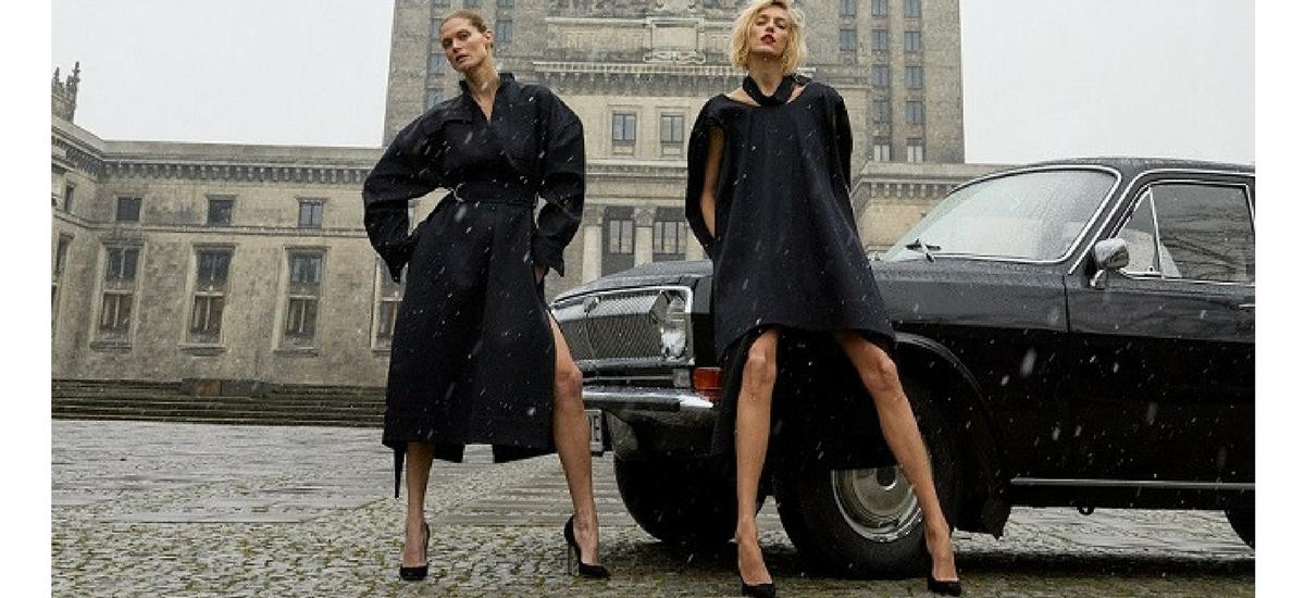 Pierwszy numer polskiego Vogue'a