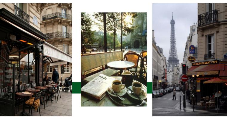 Najbardziej klimatyczne kawiarnie w Paryżu