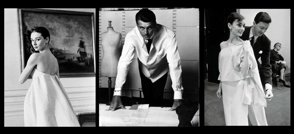 9a7b0ae8 Hubert de Givenchy - historia legendy - issue27.pl