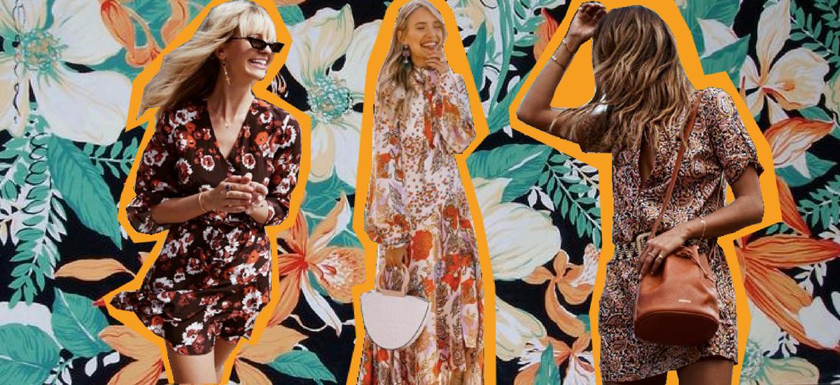 Sukienki idealne na wiosnę – przegląd