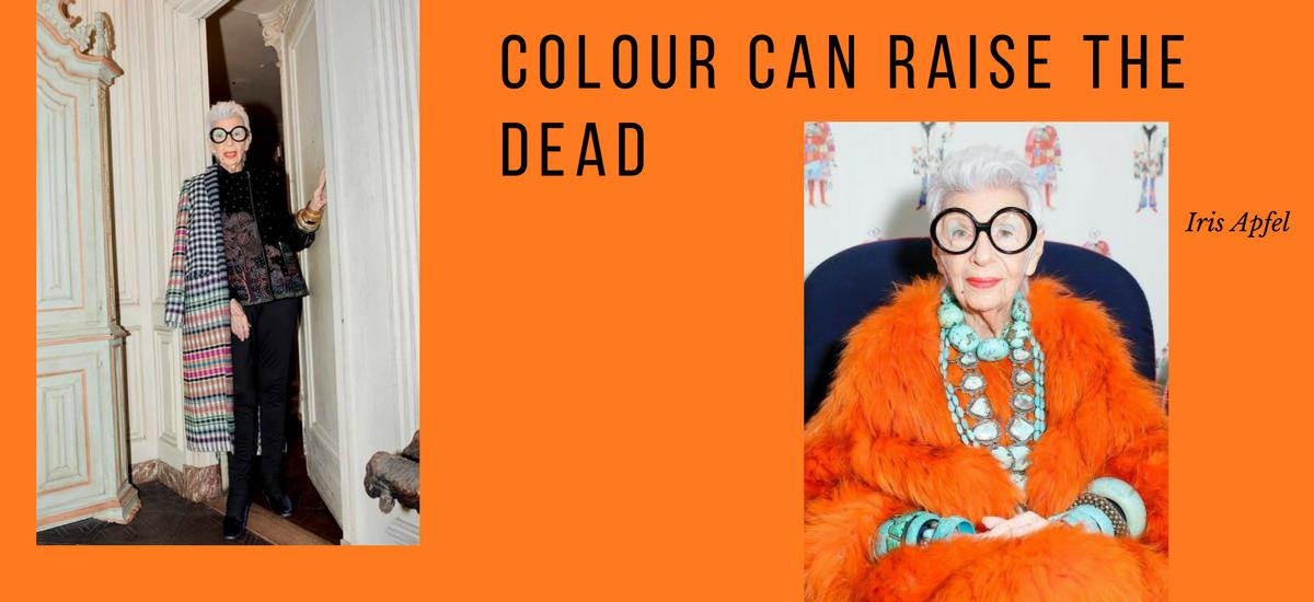 Ikony mody, które trzeba znać – Iris Apfel