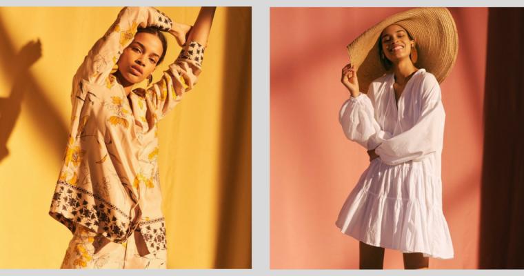Wakacje w najnowszym lookbooku H&M