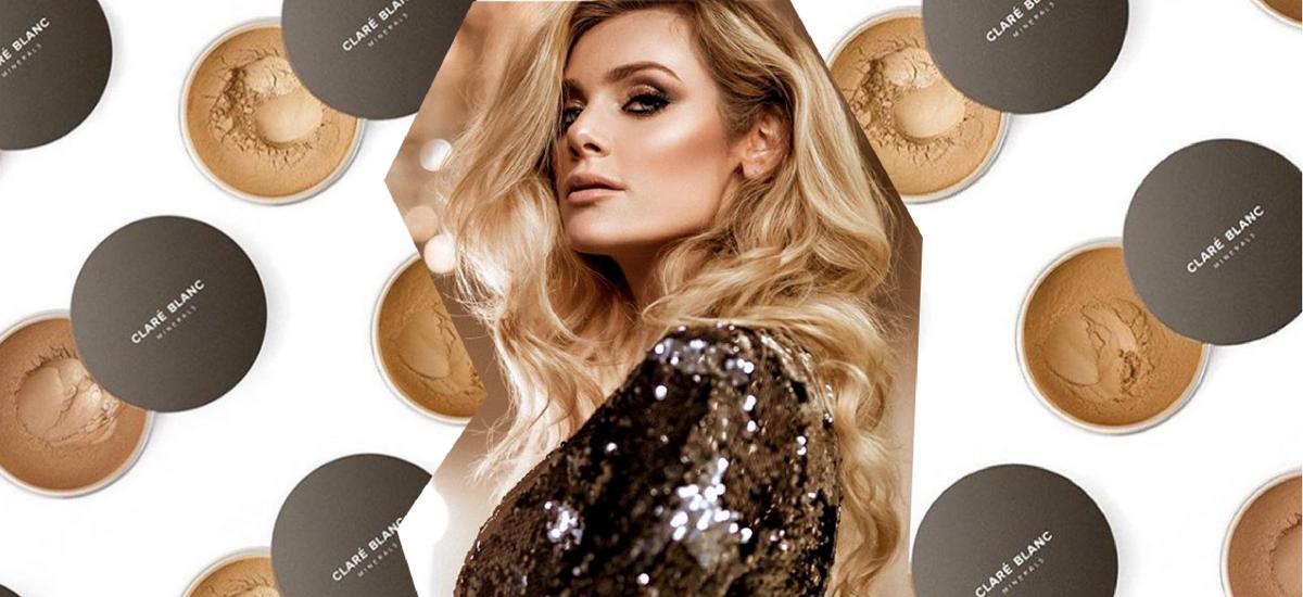 Clare Blanc – kosmetyki mineralne do makijażu profesjonalnego