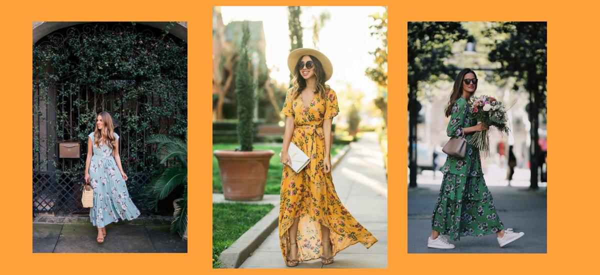 11 sukienek w kwiaty, które będziemy nosić tego lata – przegląd