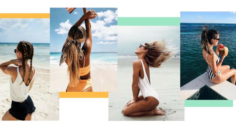 Jak dbać o włosy latem – praktyczne porady