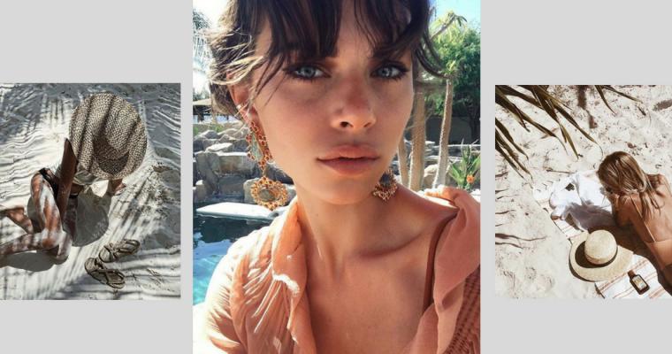 Wakacje supermodelek – inspiracje prosto z Instagramu