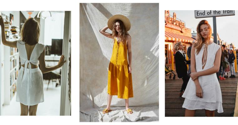 Sukienki na każdą okazję, które sprawdzą się podczas upałów – przegląd