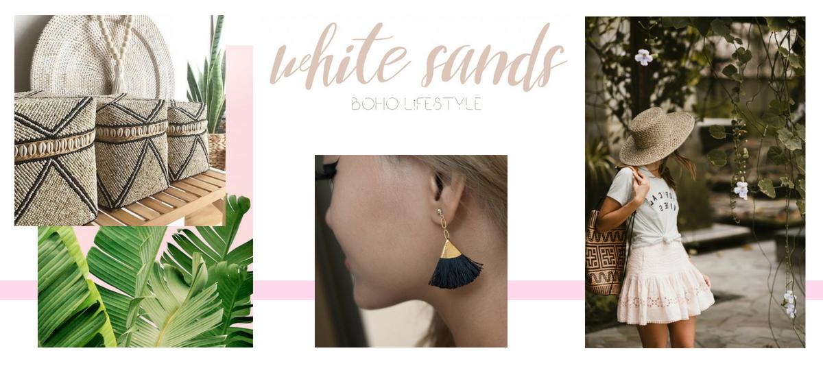Natural, handmade, fairtrade – wywiad z założycielką White Sands  Edytą Włostowską – Wąsiel
