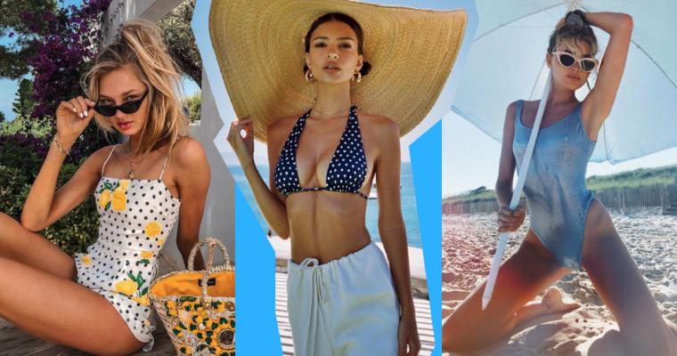 Fryzury, które sprawdzą się na plaży – inspiracje wyborem topmodelek