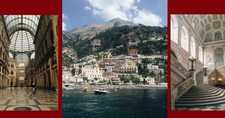 Neapol i Wybrzeże Amalfi – przewodnik