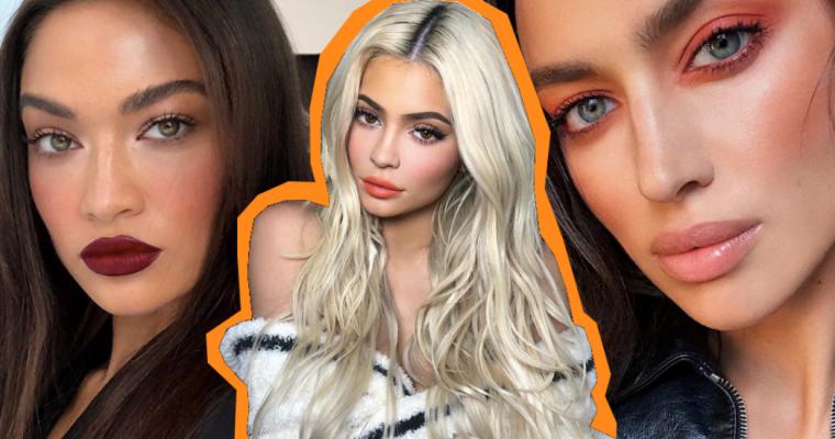 Trendy makijażowe na jesień prosto z Instagramu