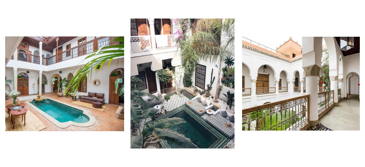 Marrakesz – najbardziej instagramowe riady