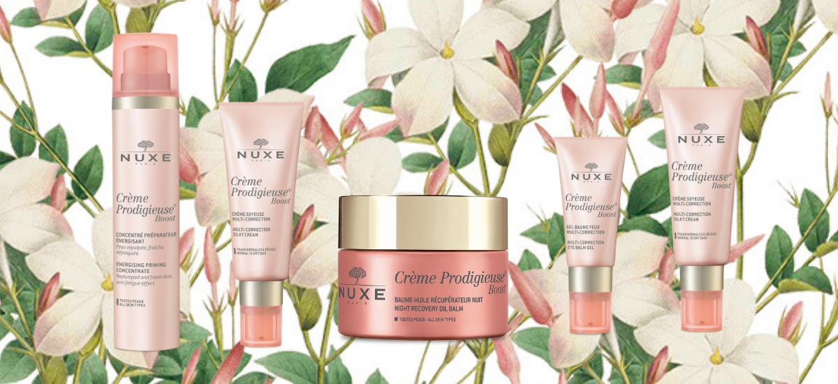NUXE – nowa gama kosmetyków z kwiatem jaśminu