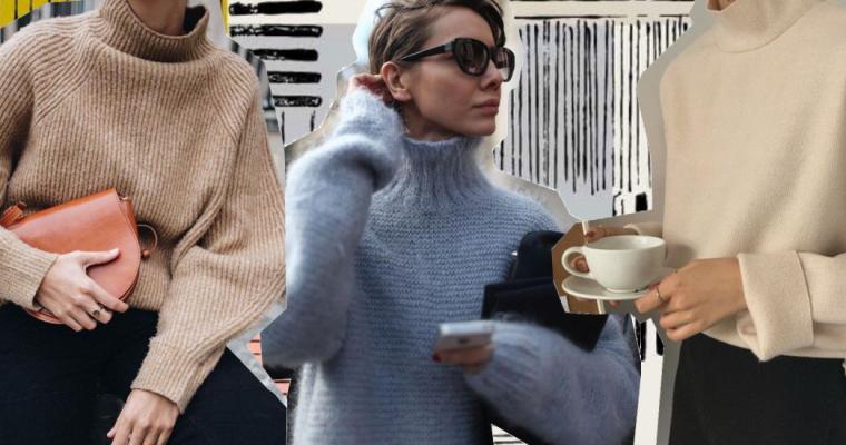 Jesienne swetry – jakie materiały i fasony wybrać