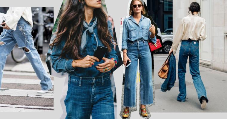Goodbye skinny jeans – fasony alternatywne dla rurek