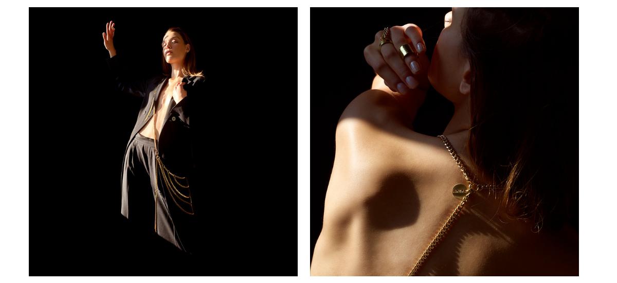 Body Chains – Ania Orska prezentuje biżuterię do zadań specjalnych