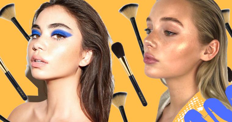 Jakich pędzli używać do makijażu?