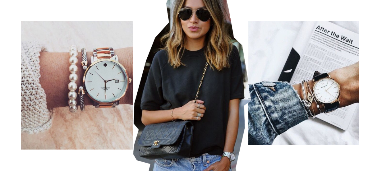 Zegarki modne tej jesieni