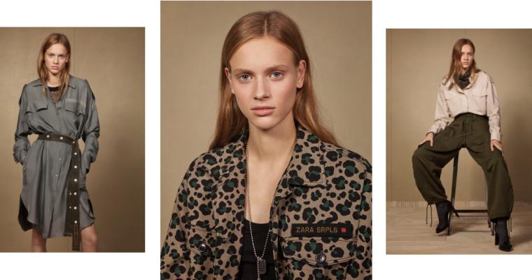 Zara SRPLS – kapsułowa kolekcja w buntowniczym stylu