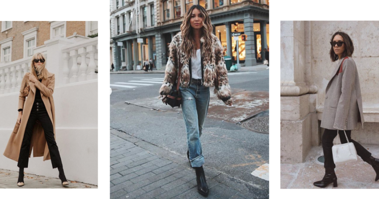 GET THE LOOK: Jesienne stylizacje influencerek prosto z Instagramu