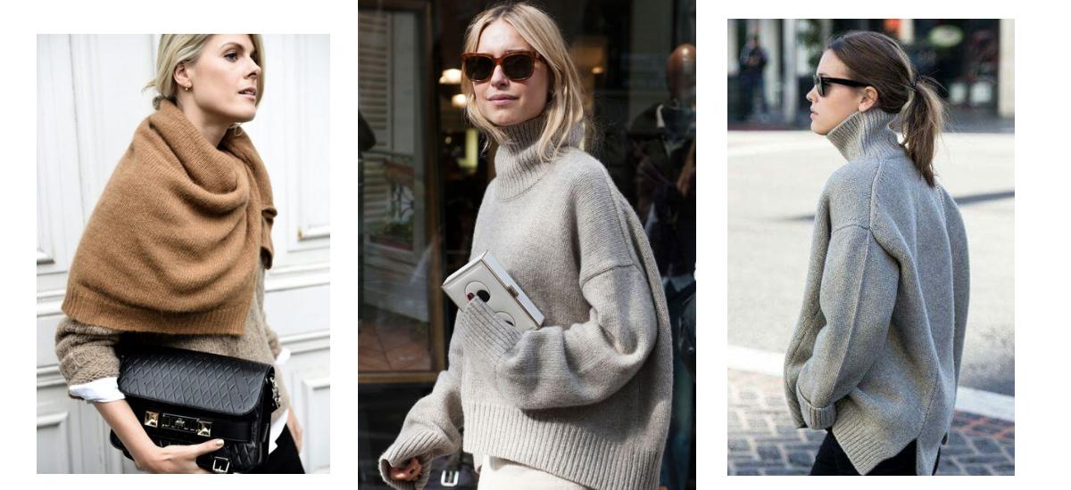 Jak dbać o kaszmirowe swetry