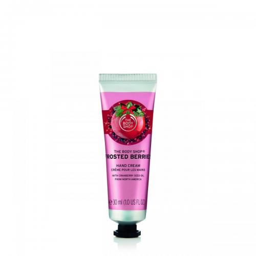 HAND CREAM FROSTED BERRIES 30ML A0X BRNZ INCTSPS560 CENA 25 90