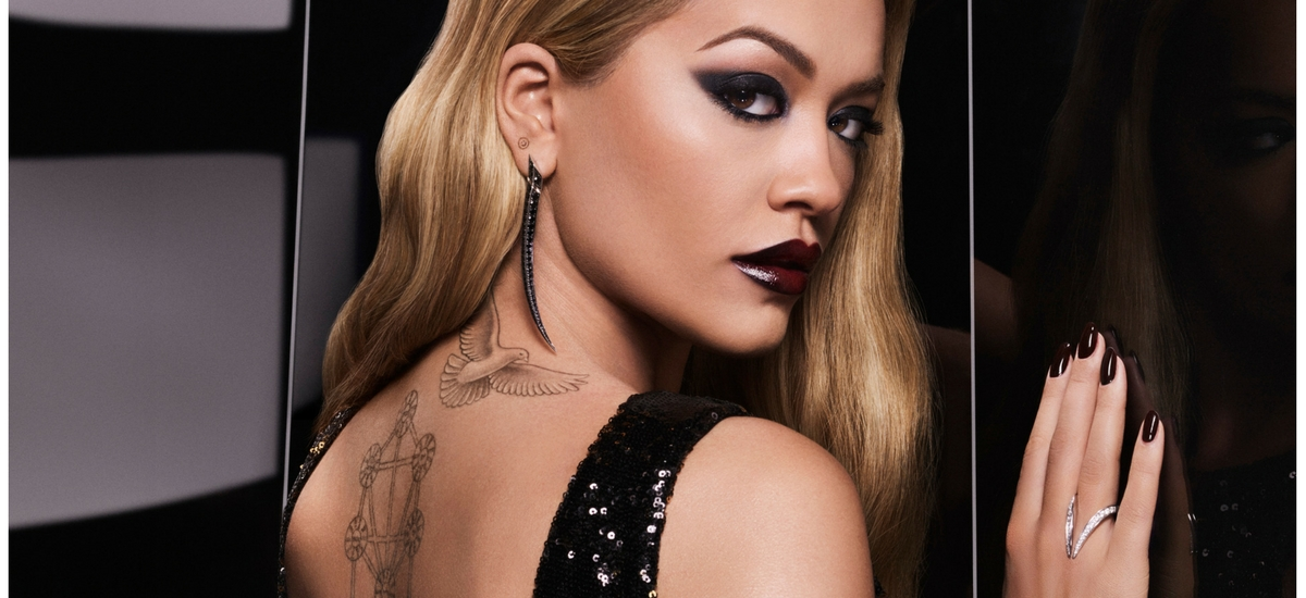 Rimmel: jesienna kolekcja Shades of Black by Rita Ora