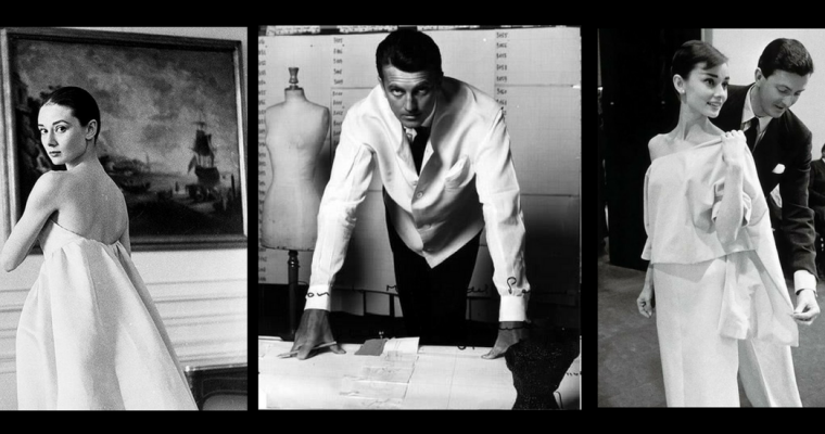 Hubert de Givenchy – historia legendy